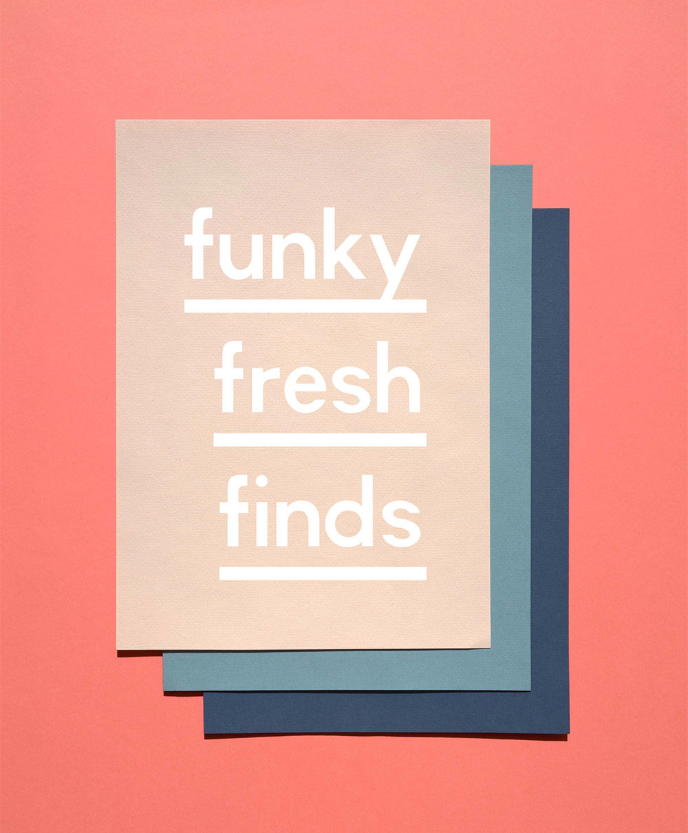 funky fresh finds vol 1
