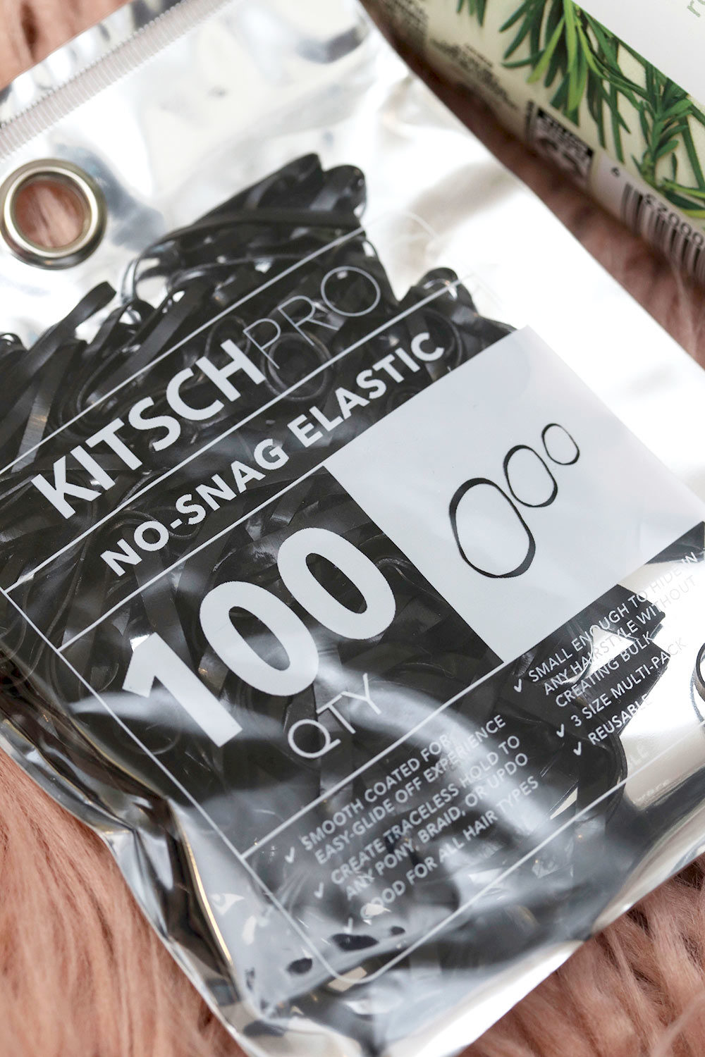kitsch no snag elastics