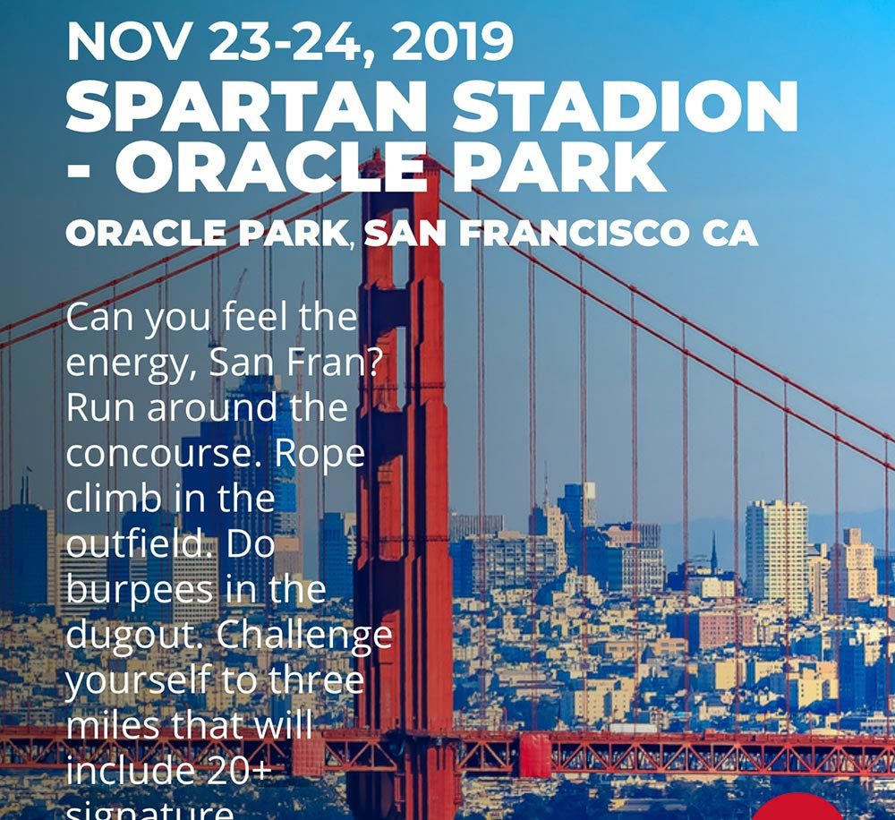 spartan san francisco 2019