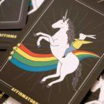 affirmators cards