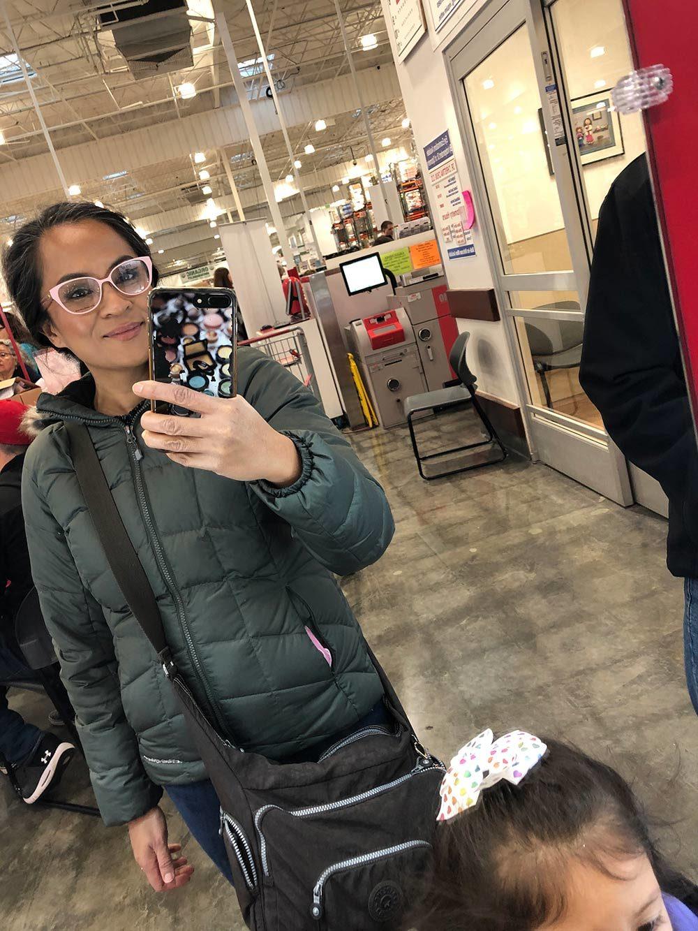 pink-kate spade glasses costco 1