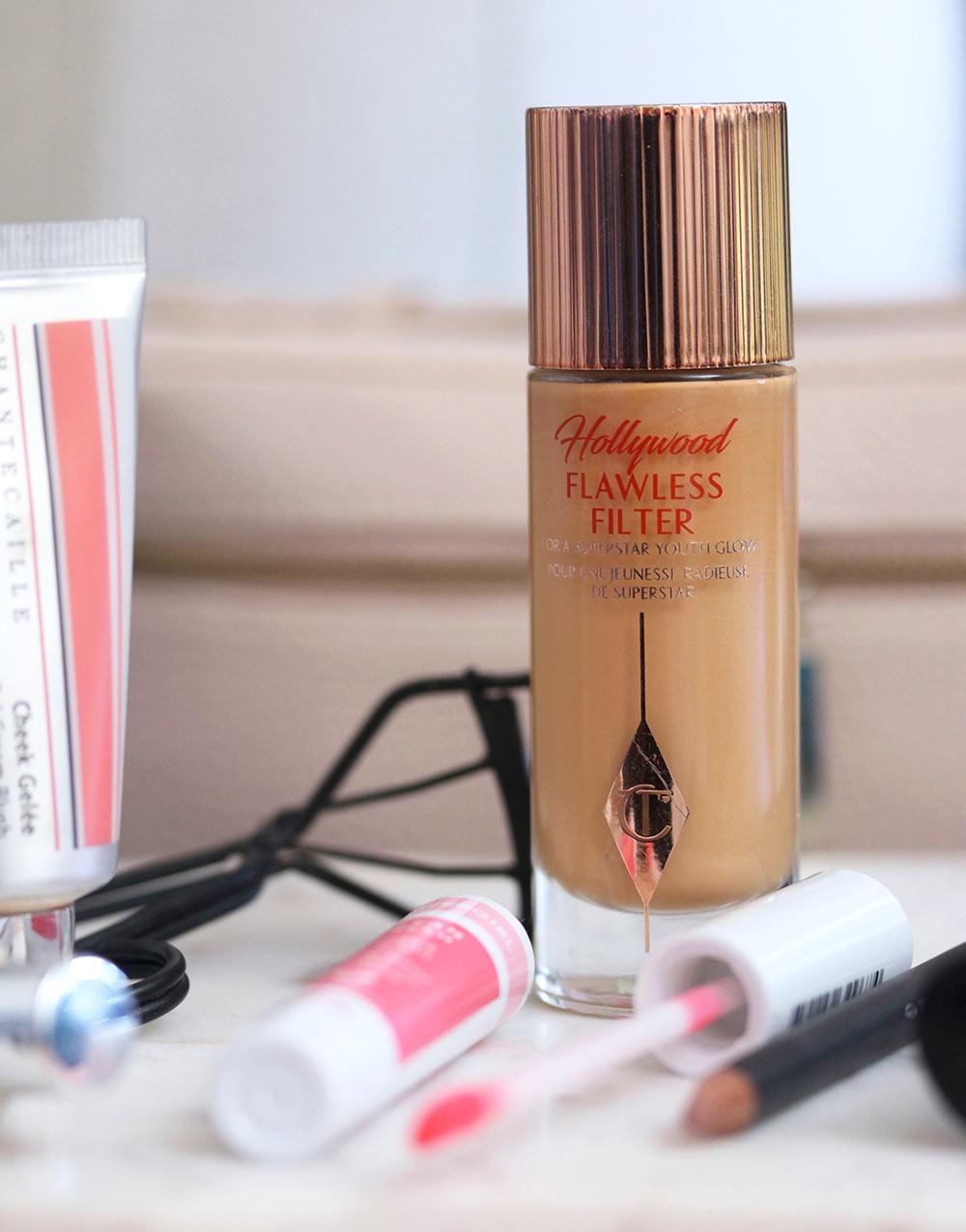 charlotte tilbury flawless filter tan