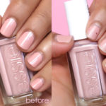 essie expressie crop top and roll