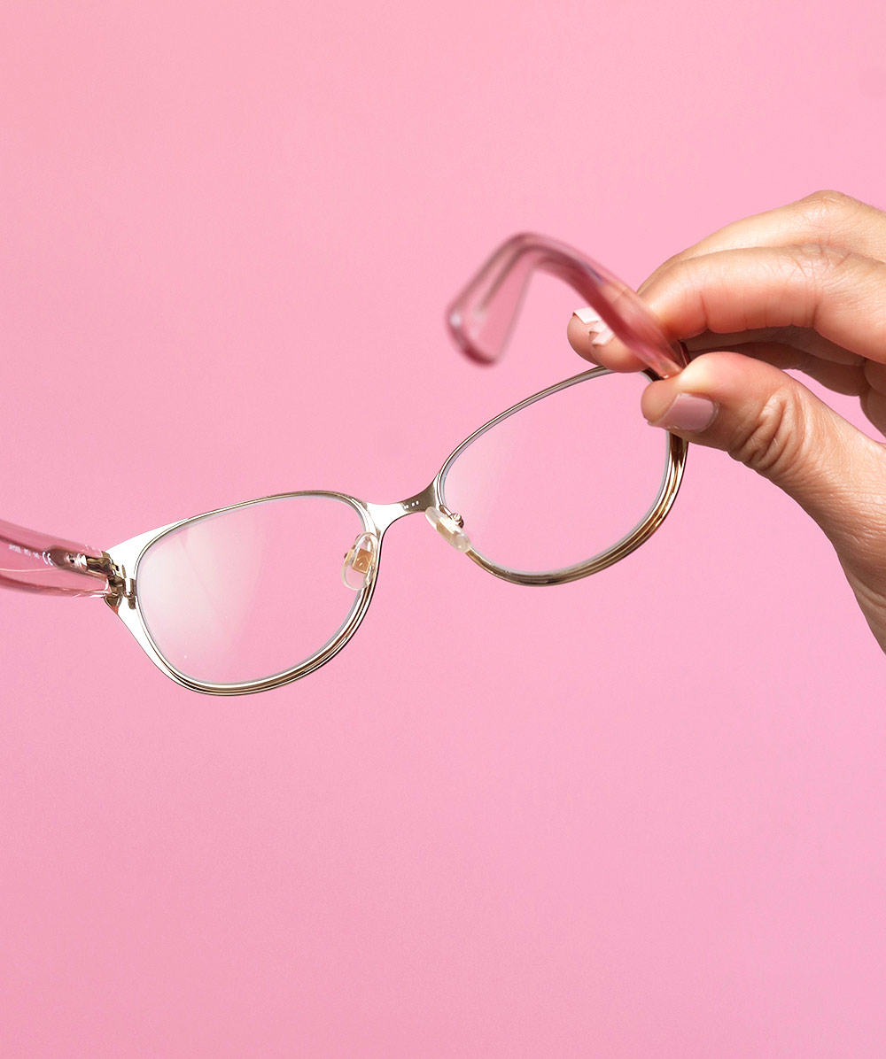 kate spade pink glasses costco