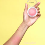 mac grand glow play blush swatch