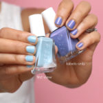 essie first view labels only