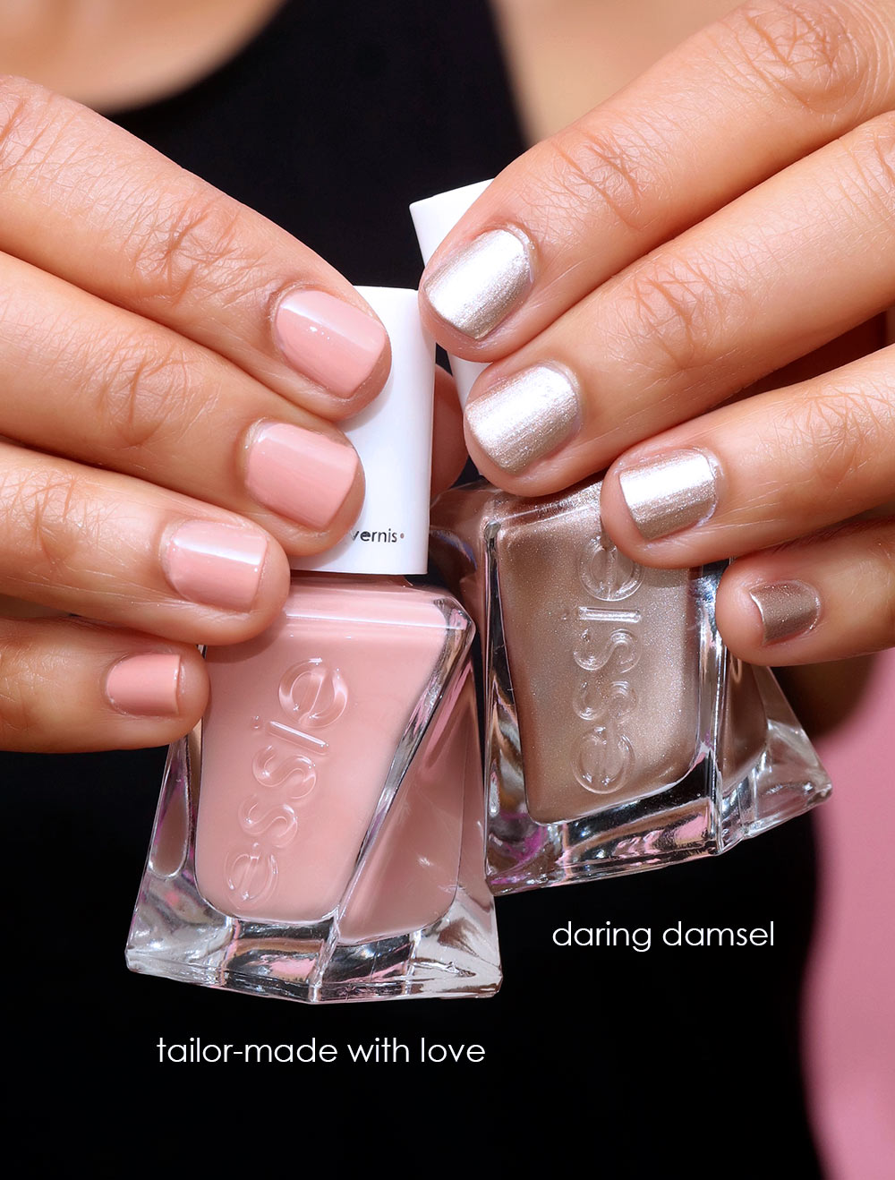 essie taylor made with love daring damsel
