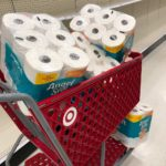 toilet paper target shelter in place