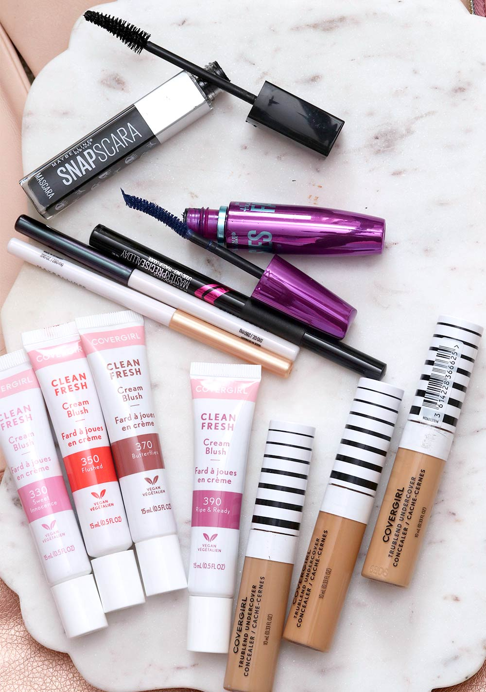 covergirl maybelline speed reviews