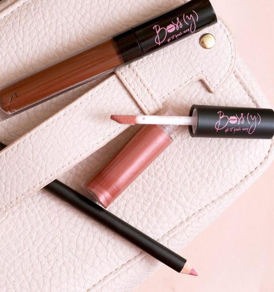 Brand Spotlight: Bossy Cosmetics