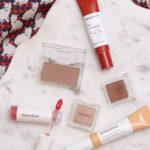 innisfree eyeshadows contour powder tint review
