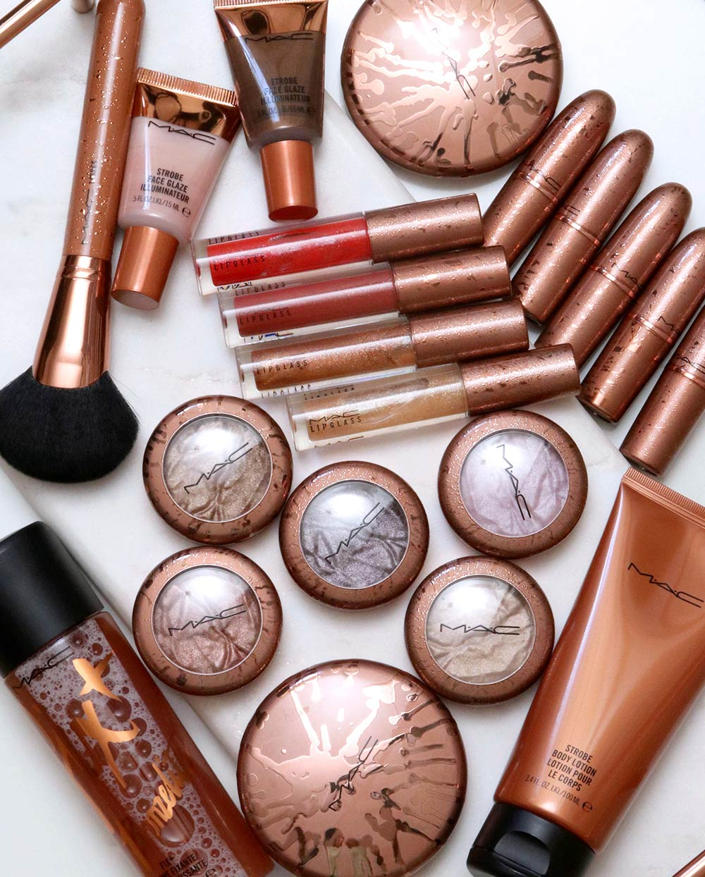 mac bronzer collection summer 2020