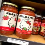 hello kitty pasta sauce