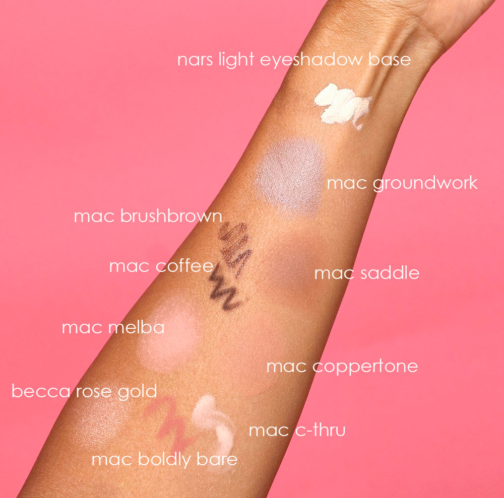 mac classics fotd summer 2020 k swatches