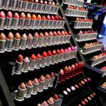 mac lipsticks at union square store