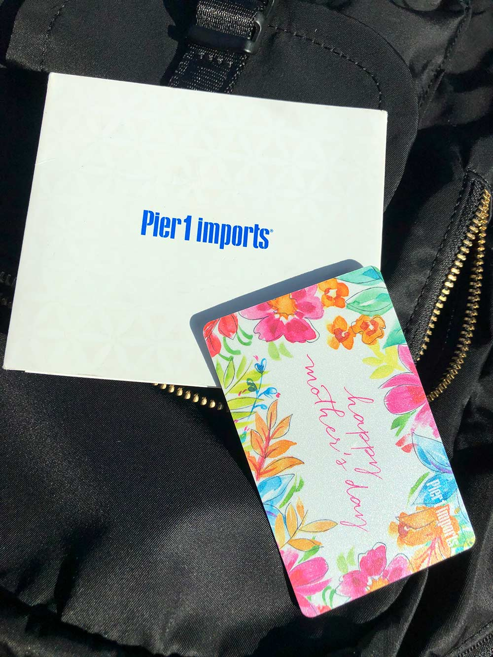 pier 1 mothers day gift card