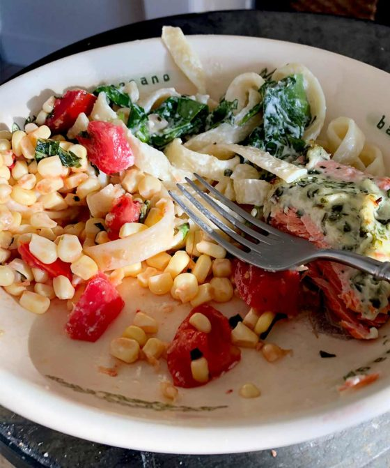 Recipe: Summer Corn Tomato and Basil Salad