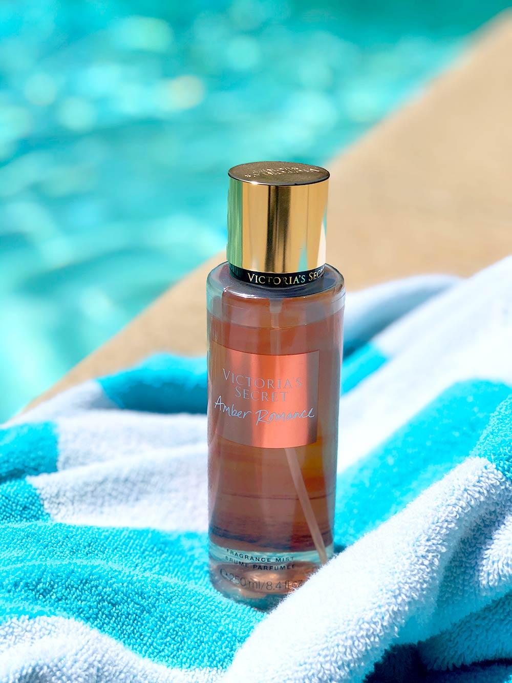 victorias secret amber romance pool
