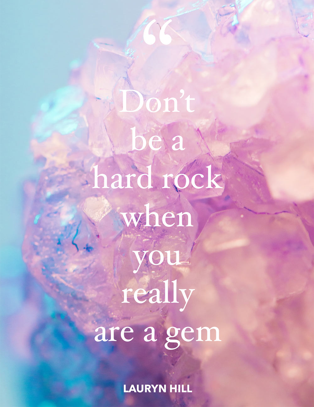 you really are a gem