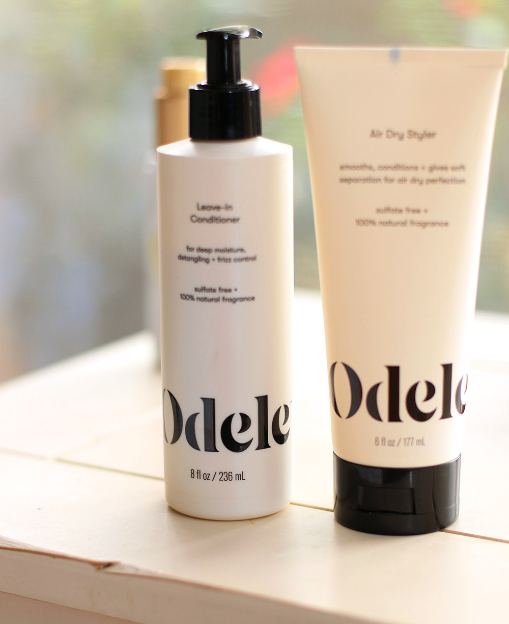 odele leave in conditioner hair styler