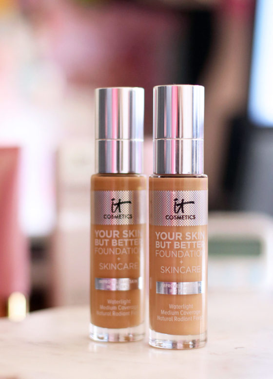 Product Spotlight: It Cosmetics Your Skin But Better Foundation + Skincare