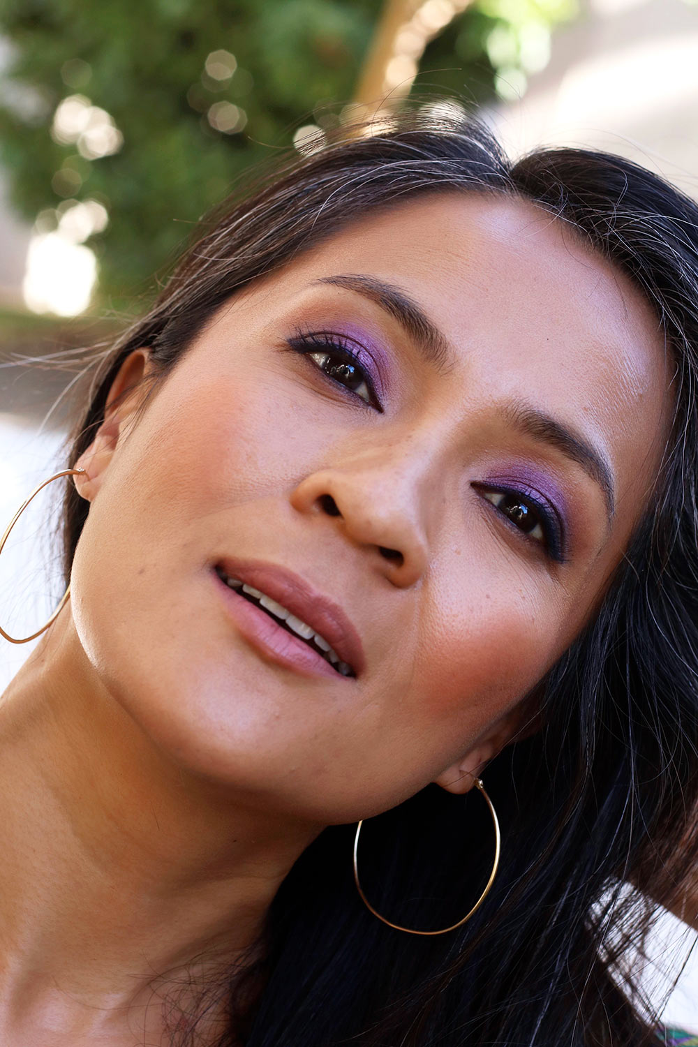 urban decay born to run purple look k lids