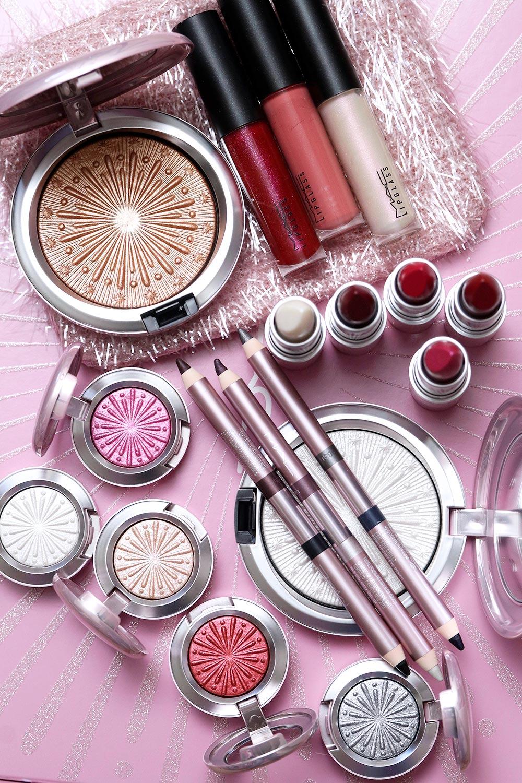A 10 Minute Glittery Neutral Makeup