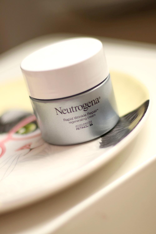 neutrogena retinol sa
