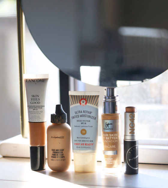 5 Sheer Foundations to Ace Your WFH Base | Friday Thoughts on Looking Good on the Outside and Feeling Good on the Inside