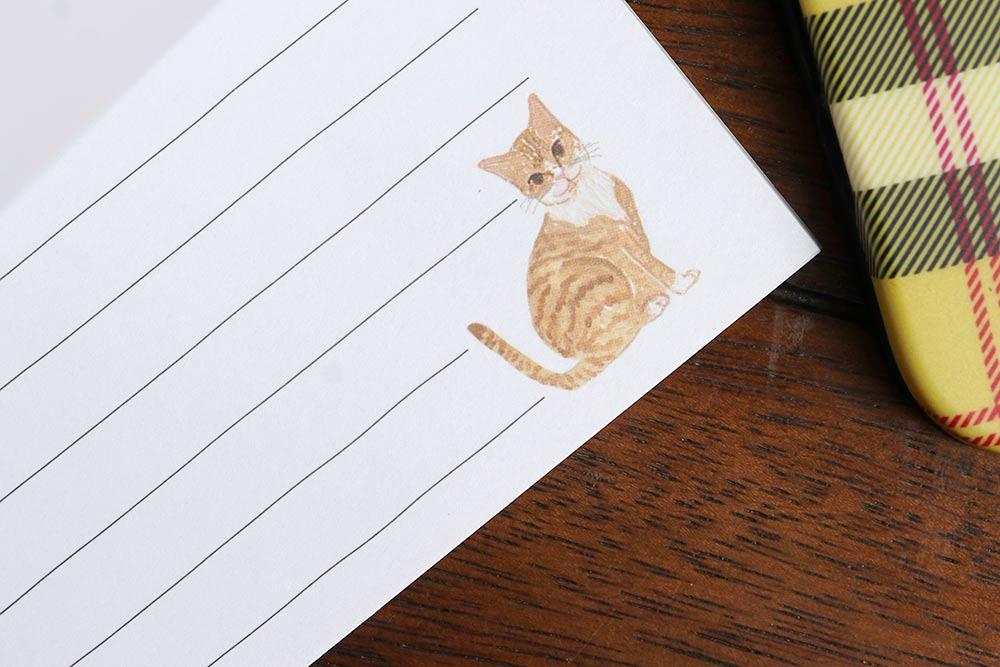 cat lovers pad