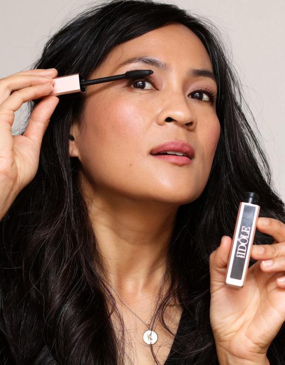 Lancôme Idôle Lash-Lifting & Volumizing Mascara's Got Lift and Length Locked Down When It Comes to WFH Chic