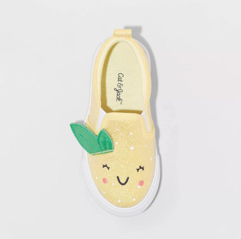 cat jack stevie lemon shoes