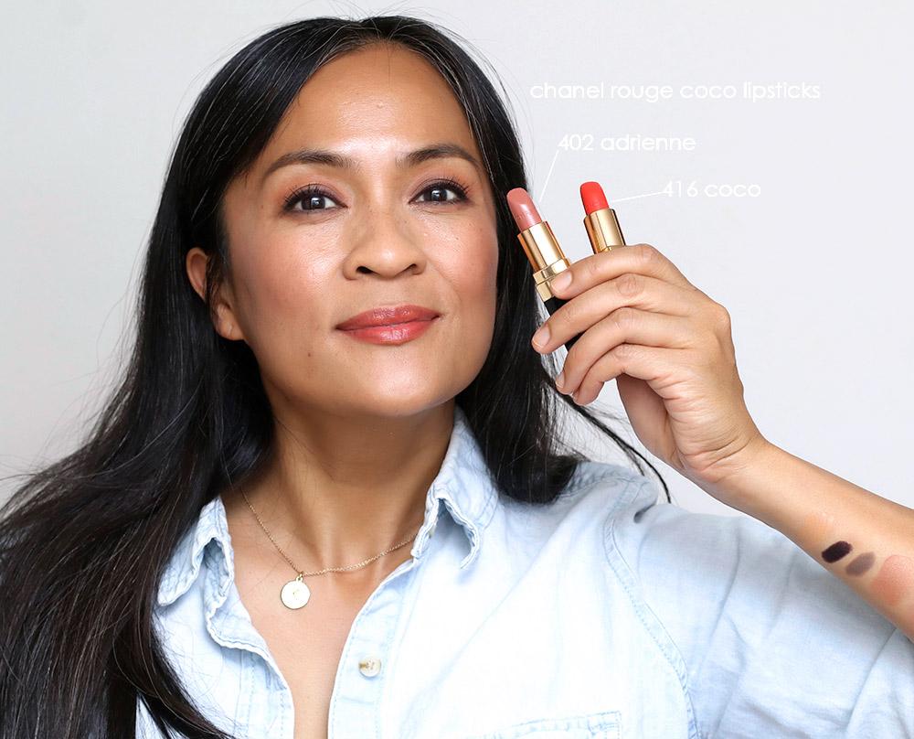 chanel rouge coco lipstick coco adrienne