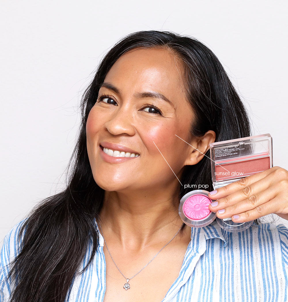 easy fresh spring trends 2021 layered blush