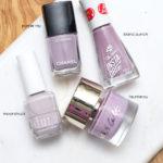 lavender polish spring