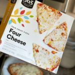 whole foods four cheese pizza cooked
