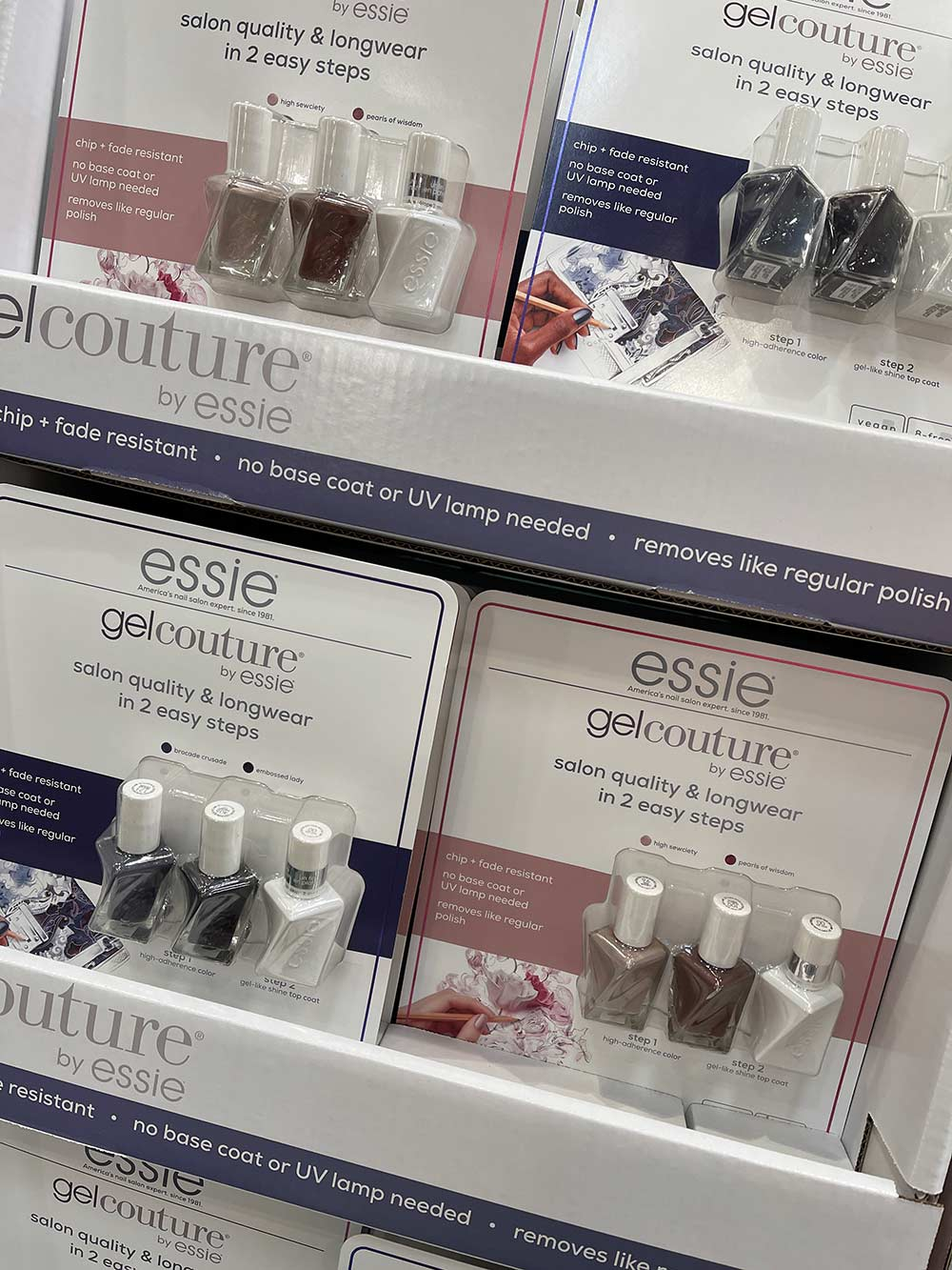 essie gel couture costco
