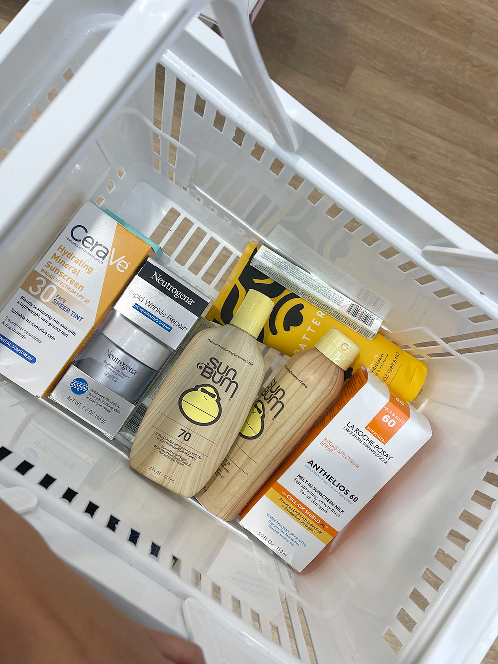 ulta basket sunscreen skin care april 2021