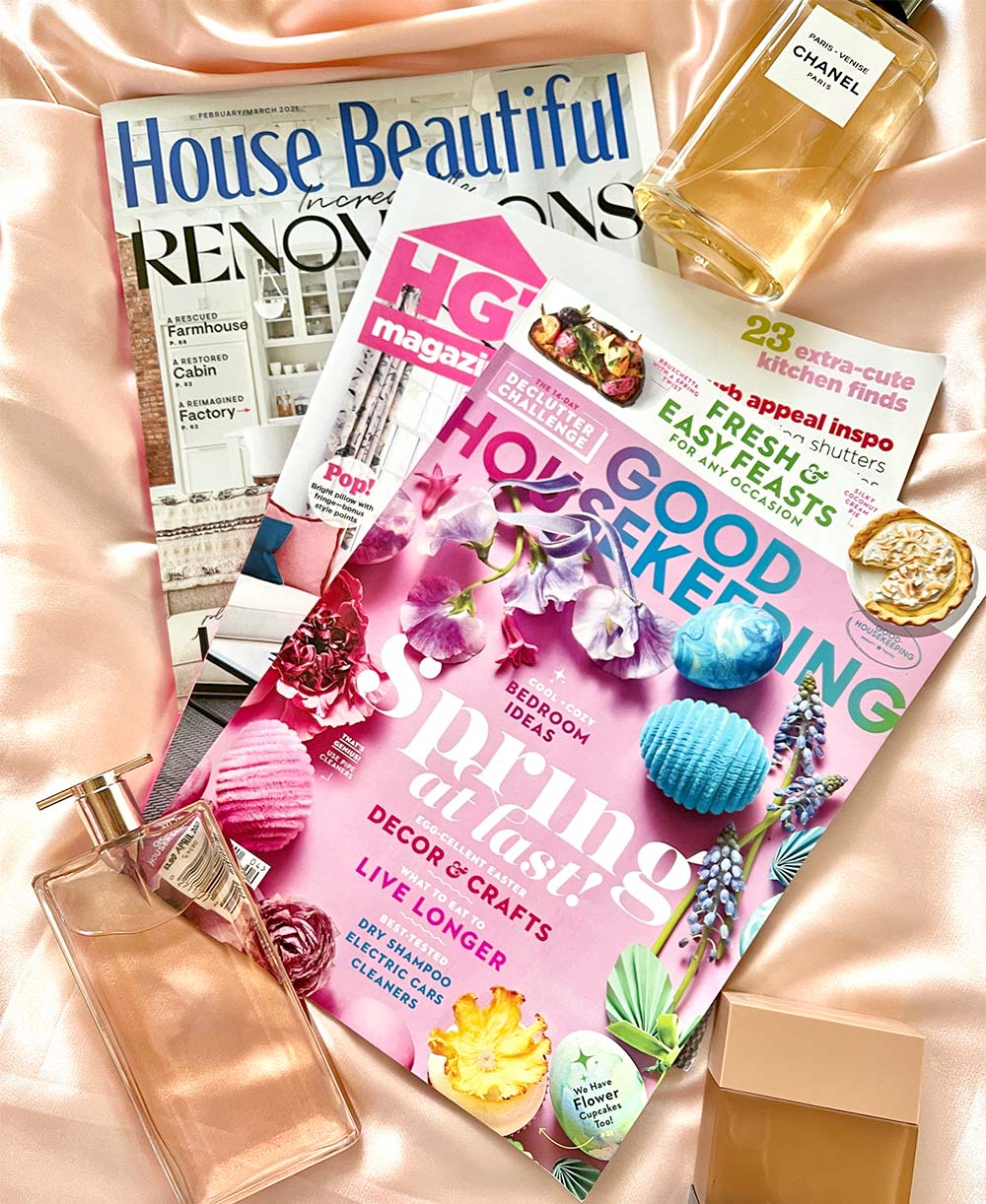 weekend reading magazines april 2021