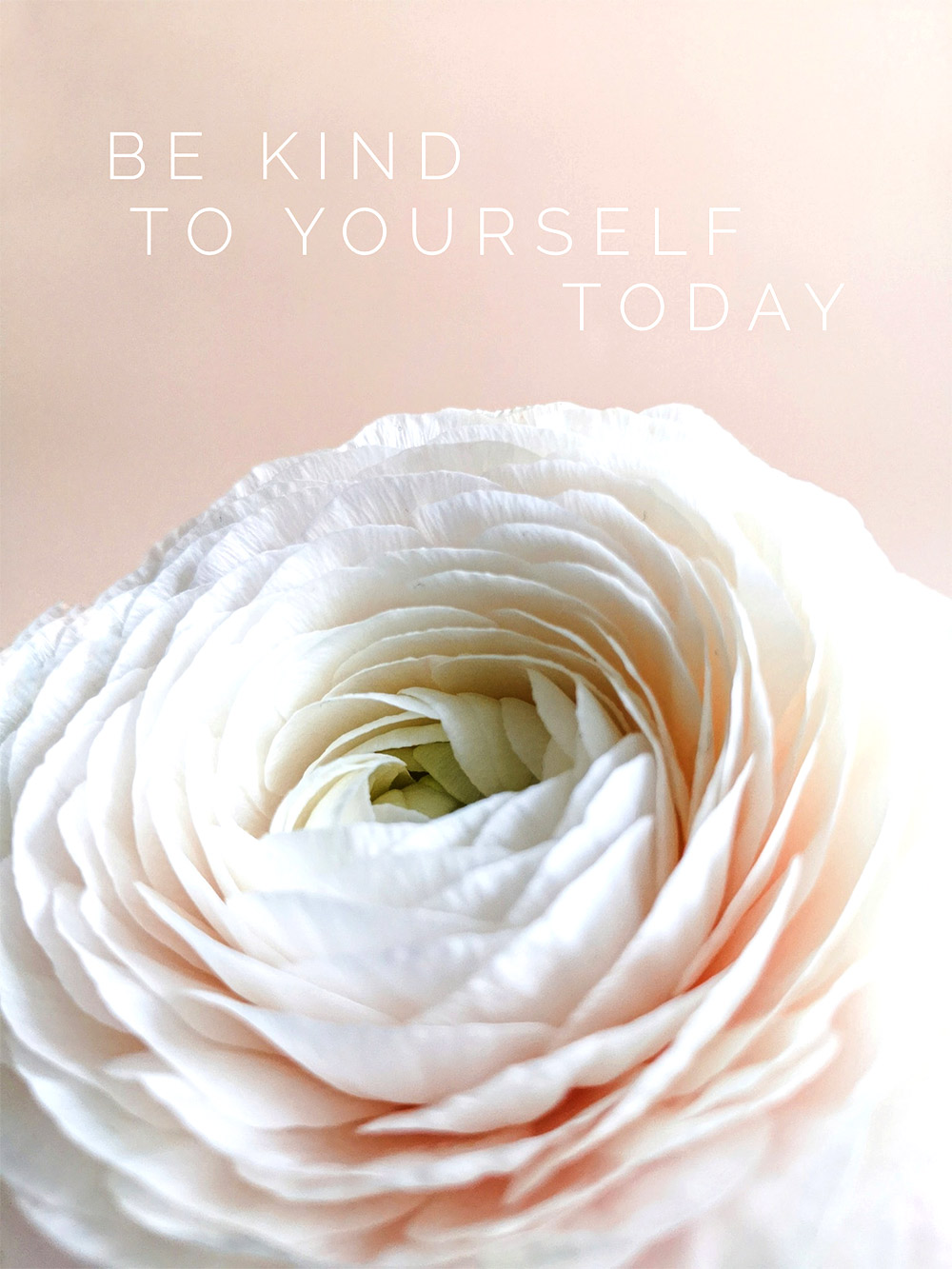 be kind to yourself today monday may 10 2021