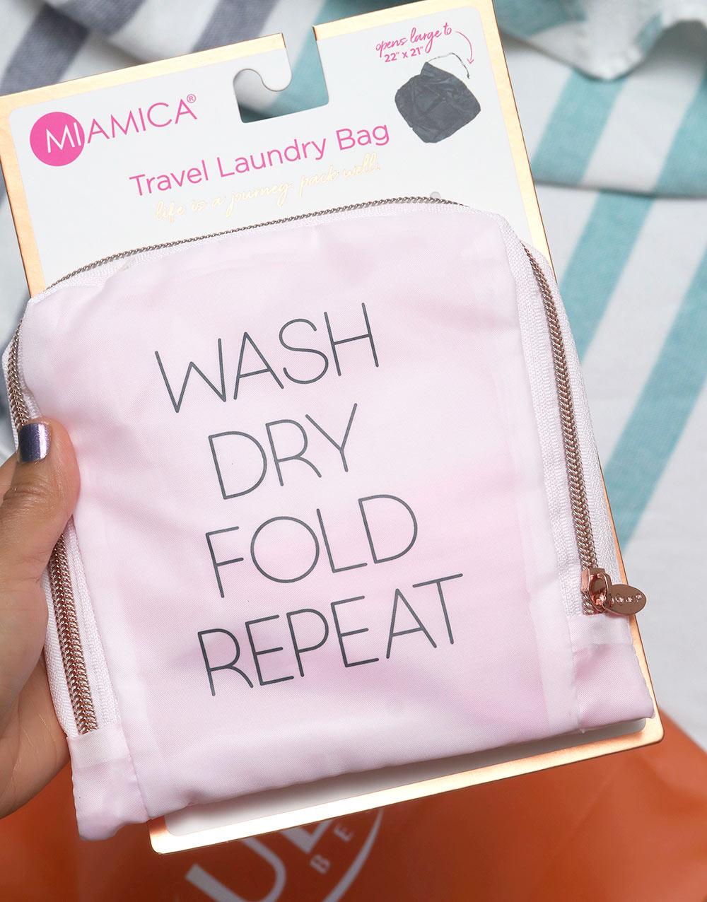 miamica travel laundry bag