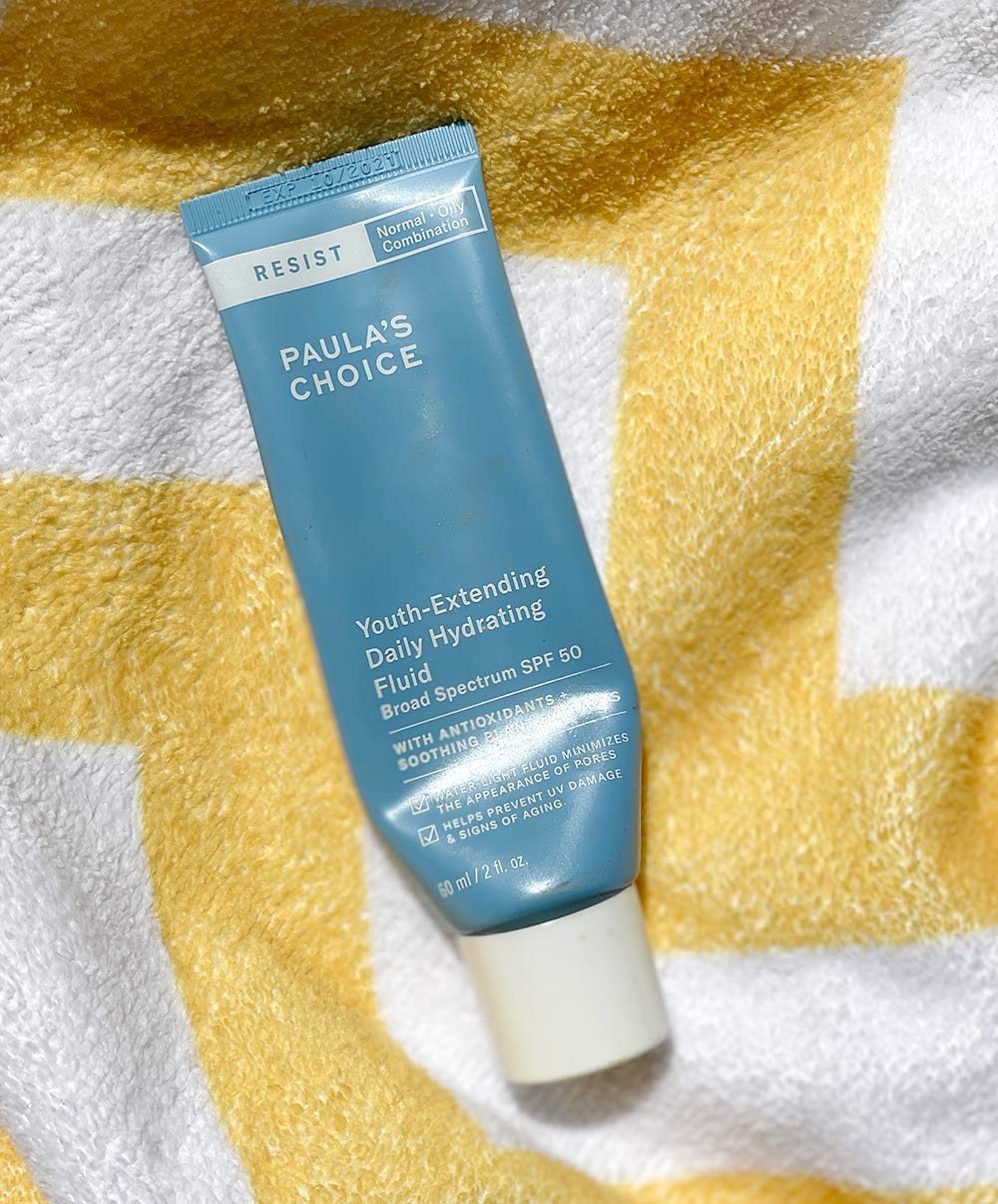 paulas choice resist sunscreen