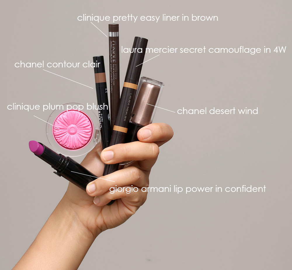 plum and taupe products