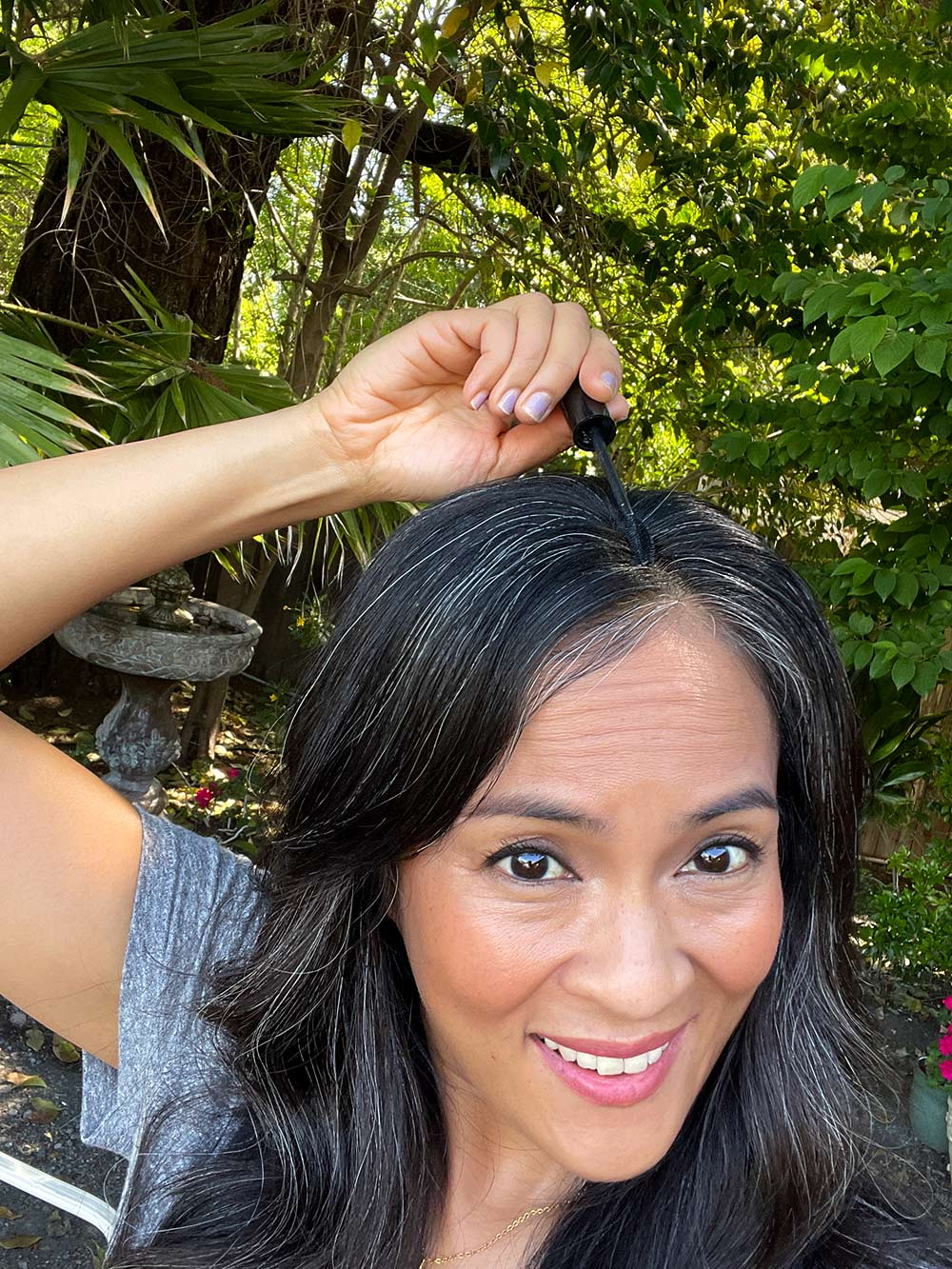samnyte hair stick review