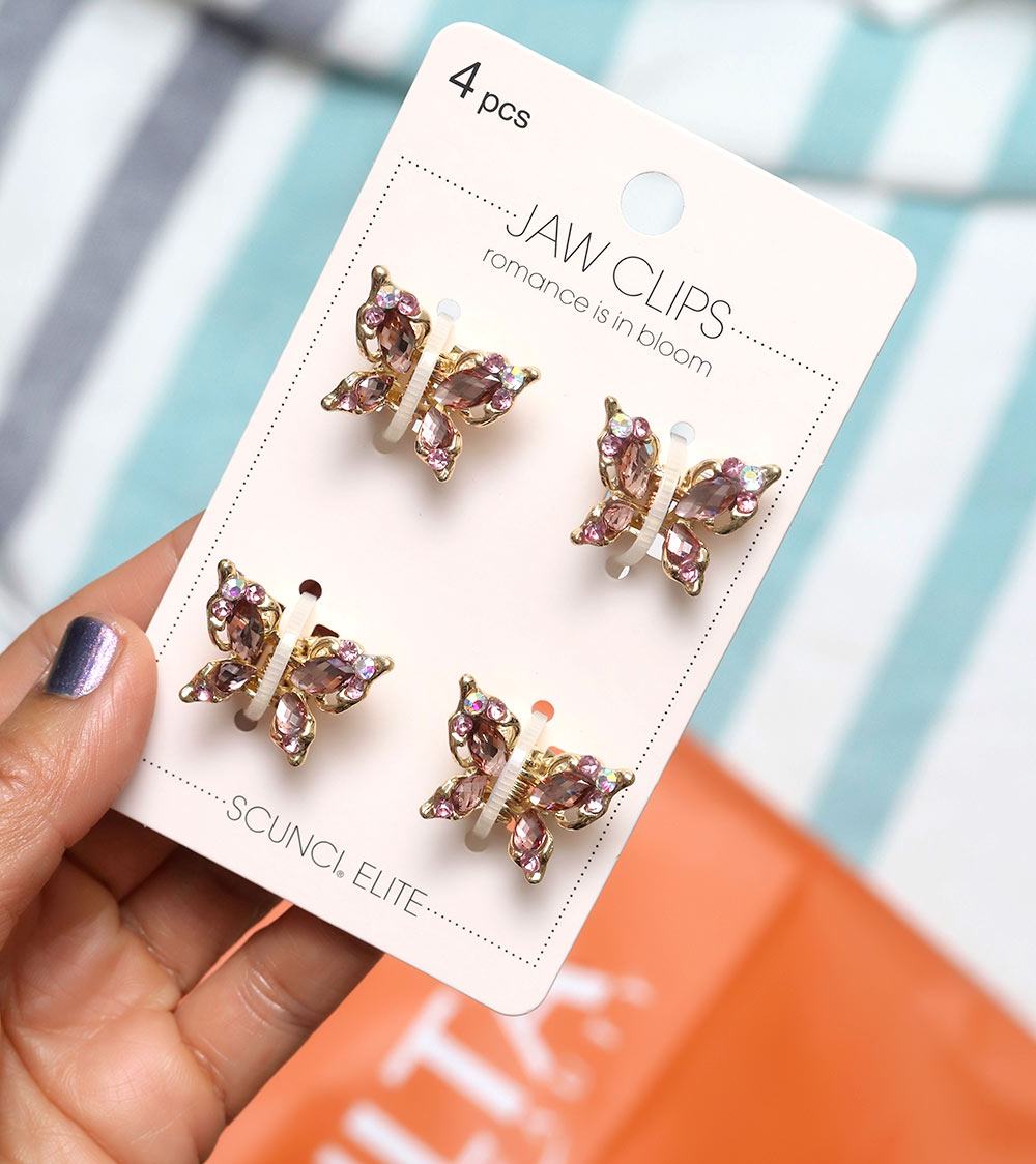 scuni butterfly clips
