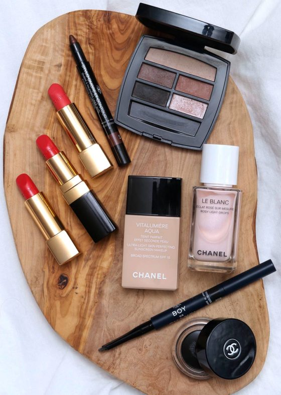 3 Summery, Bold and Bright Red Lipsticks From the Chanel Permanent Collection