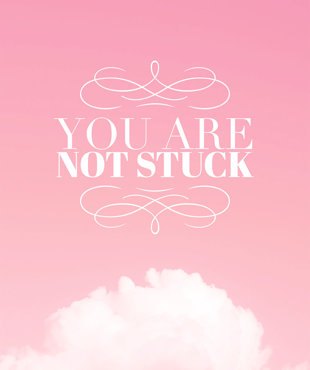 you are not stuck monday poll
