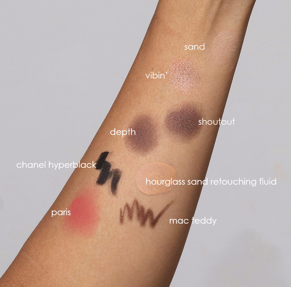 pixi louise roe tina young 4 swatches